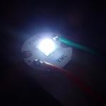 ทดสอบขับหลอด LED แรงสูง CREE XML-T6 1000lm ด้วยวงจร Constant Current