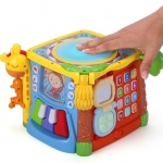 กล่องเรียนรู้กิจกรรม5ด้าน Goodway toys เล่นได้ 12 อย่าง