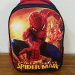 กระเป๋าเป้สะพายหลังลาย Spider-Man
