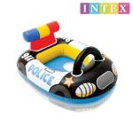Intex Kiddie Floats ห่วงยางสอดขาว่ายน้ำสำหรับเด็ก ลายรถตำรวจ