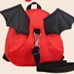 กระเป๋าเป้จูงเด็กกันหลง สีแดง