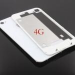 ฝาหลัง iPhone 4 (สีขาว).