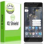Google Pixel 2 Screen Protector (Case-Friendly)[2-Pack] IQ Shield LiQuidSkin