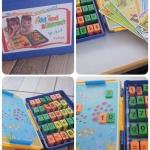 Mathematics small world ชุด กระเป๋า สอนบวกลบเลข