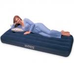 Intex ที่นอนเป่าลม 2.5 ฟุต (จูเนียร์ ทวิน) 76x191x22 ซม. รุ่น 68950 - Blue