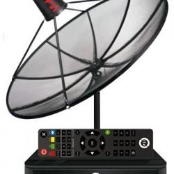 จานดาวเทียม PSI S2 HD พร้อมติดตั้ง