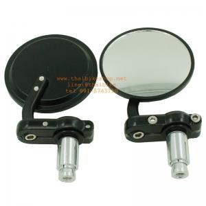 กระจกมองหลังอลูมิเนียมอลูมิเนียม SH001