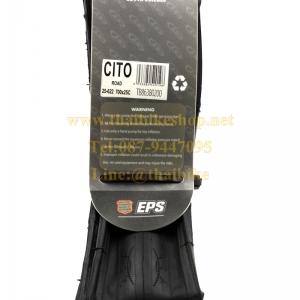 ยางนอก CST CITO(C1922) ขอบพับ ขนาด 700X25C
