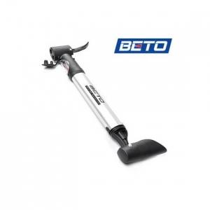 สูบพกพา BETO รุ่น CLD-023G มีเกจวัด สูบได้ทั้ง จุ๊บเล็กและใหญ่