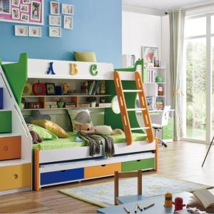 เตียงสองชั้น รุ่น Alphabet bunk bed