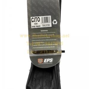 ยางนอก CST CITO(C1922) ขอบพับ ขนาด 700X23C
