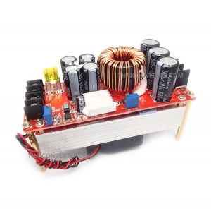 High Power DC Step-Up 12-60V to 12-80V 30A 1500W Max
