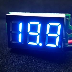 DC Digital Volt Meter 3.2-30V Two-Wire
