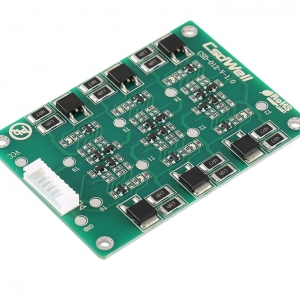 Super Capacitor Balance Circuit 2.7V 6S