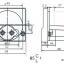 DC โวลต์มิเตอร์แบบเข็ม Analog 0-500V thumbnail 3
