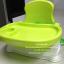 เก้าอี้นั่งทานข้าวเด็ก Babyhood (Babyhood Smart Booster Seat) สีเขียว thumbnail 4