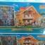 ของเล่นบ้านตุ๊กตาสัตว์ บ้านแสนสุข 2 ชั้น บ้านกระต่าย พร้อมเฟอร์นิเจอร์ thumbnail 1