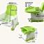 เก้าอี้นั่งทานข้าวเด็ก Babyhood (Babyhood Smart Booster Seat) สีเขียว thumbnail 3