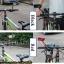 กระจกมองหลังจักรยานและมอเตอร์ไซต์ AL 101 (ราคาต่อคู่) thumbnail 4