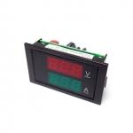 AC Digital Voltmeter / Ammeter 80-300V 0-100A LED [Red/Green] External CT