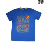 เสื้อยืดชาย Lovebite Size XL - Japan Champion vintage