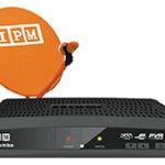 จานส้ม IPM HD COMBO ราคาพร้อมติดตั้ง