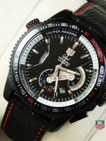 นาฬิกา Tag Heuer Grand Carrera Calibre 36 เกรด Mirror Class B รุ่นท๊อป สายหนังแท้ พร้อมกล่อง