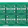 แผ่น PCB อนุกรม Super Capacitor 35mm 6x พร้อมวงจร Balance