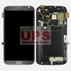 หน้าจอชุด Samsung Galaxy Note 2 ซัมซุง โน๊ต 2 N-7100 งานแท้ ราคาส่ง EMS ทั่วประเทศ - สีดำ