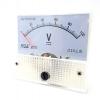 DC Analog Voltmeter 0-100V