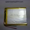 ขายส่งแบตเตอรี่ แทปเลต จีน ใช้กับรุ่น Q88 และรุ่นอื่นๆ แบบ 2 ขั้ว