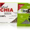เนเชอรัล ออแกนิค เจียซีด ผลิตภัณฑ์เสริมอาหาร Natural Organic Chia Seeds