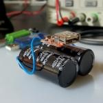 ทดลองสร้างพาวเวอร์แบงค์แบบชาร์จเร็วด้วยซุปเปอร์คาปาซิเตอร์