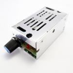 ชุดวงจรควบคุมความเร็วมอเตอร์ DC 15kHz PWM 5-99% 12-60V 10A