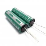 Super Capacitor 2.7V 100F (Radial Lead)