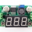 Step-Down LM2596S built-in Voltmeter [4-40V to 1.2-37V] 2A 20W thumbnail 1
