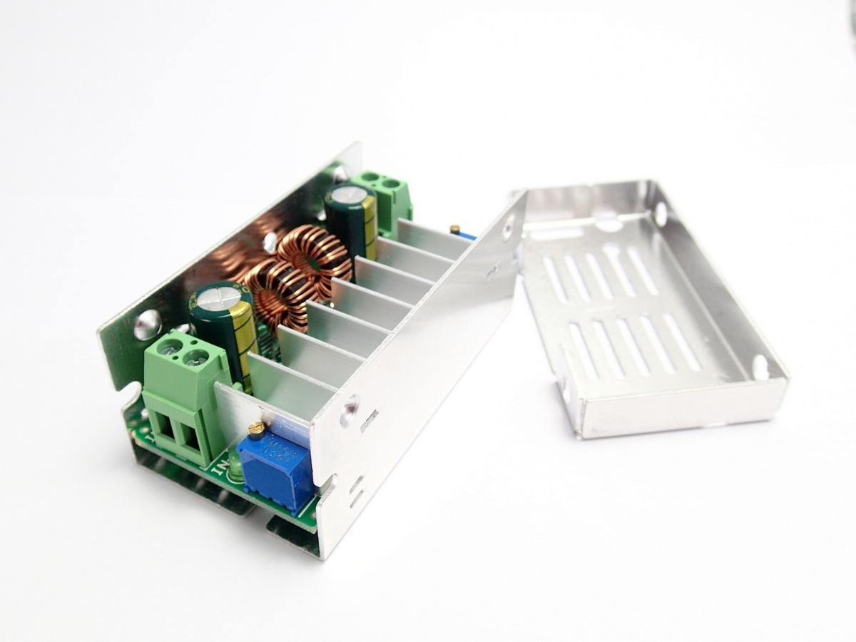 Buck-Boost Converter 6-35V to 1-35V 5A 100W CC/CV